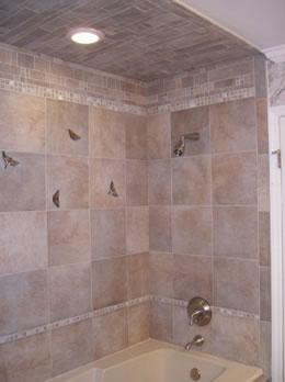Custom Tile or Stone Showers
